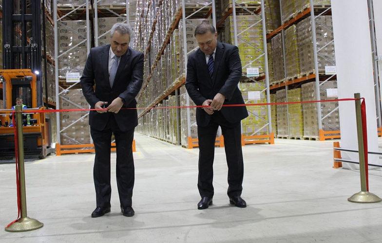 В Ростове открыли новый логистический терминал